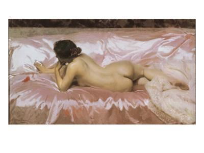 Nude of Woman
