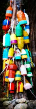 Colorful Buoys by Jobe Waters