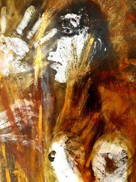 Witch Burning detail by jocasta shakespeare