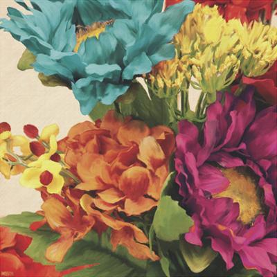 Pop Art Flowers I