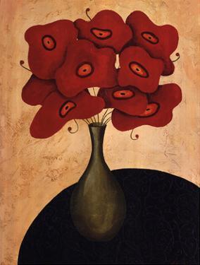 Bouquet Rouge by Jocelyne Anderson-Tapp