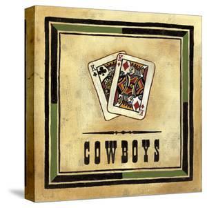 Cowboys by Jocelyne Anderson-Tapp