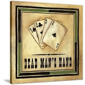 Dead Man's Hand by Jocelyne Anderson-Tapp