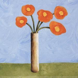 Marmalade Bouquet I by Jocelyne Anderson-Tapp