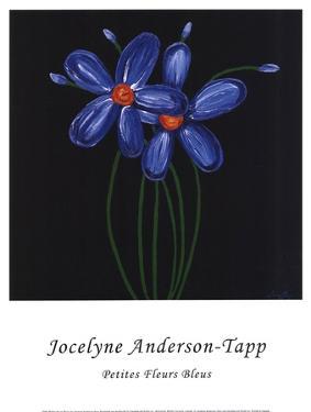 Petite Bleu by Jocelyne Anderson-Tapp