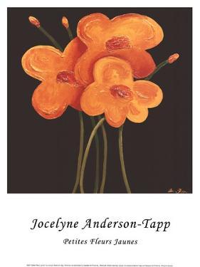Petite Jaune by Jocelyne Anderson-Tapp