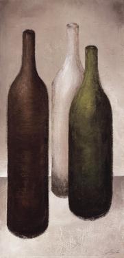 Trois Soldats I by Jocelyne Anderson-Tapp