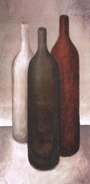 Trois Soldats II by Jocelyne Anderson-Tapp