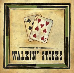 Walkin' Sticks by Jocelyne Anderson-Tapp