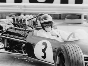 Jochen Rindt, Monaco Grand Prix, 1968