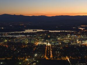 Canberra, Australian Capital Territory, Australia, Pacific by Jochen Schlenker