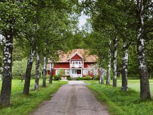 Farmhouse, Varmland, Sweden, Scandinavia, Europe by Jochen Schlenker
