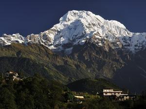 Gandaki, Annapurna Conservation Area, Western Region, Nepal, Asia by Jochen Schlenker