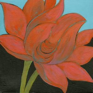 Bliss Lotus I by Jodi Fuchs