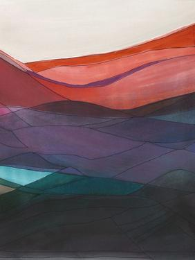 Red Hills II by Jodi Fuchs