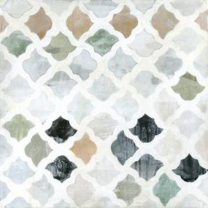 Turkish Tile II by Jodi Fuchs