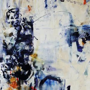 Blue Trajectory by Jodi Maas