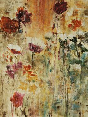 Floral Swan III by Jodi Maas
