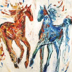 Hot Horse Cool Horse by Jodi Maas