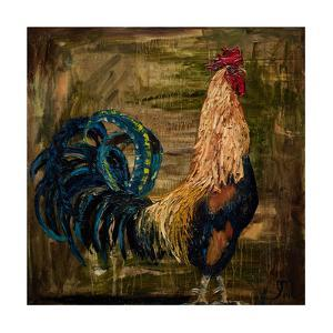 Young Rooster I by Jodi Monahan