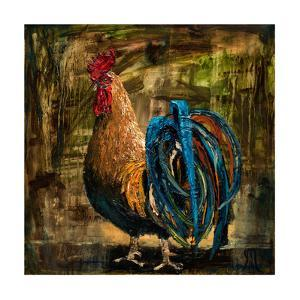Young Rooster II by Jodi Monahan