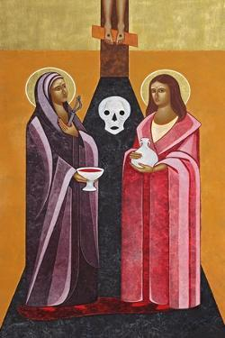 The Mother and the Magdalene by Jodi Simmons
