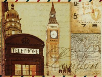 London 5 by Jody Taylor