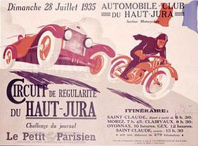 Circuit du Haut, Jura by Joe Bridge