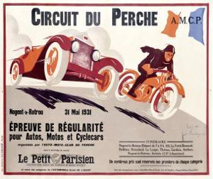Circuit du Perche by Joe Bridge