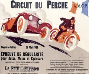 Circuit du Perche by Joe Bridge