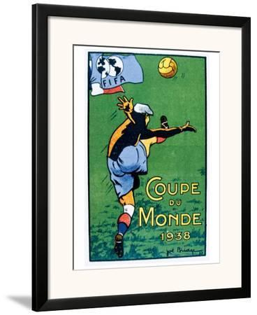 Coupe du Monde, 1938 by Joe Bridge