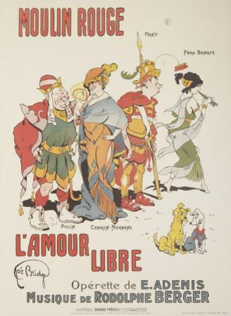 Moulin Rouge: L'Amour Libre by Joe Bridge