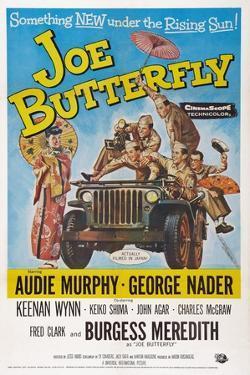 Joe Butterfly, 1957