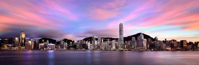 Victoric Harbour, Hong Kong, 2013 by Joe Chen Photography
