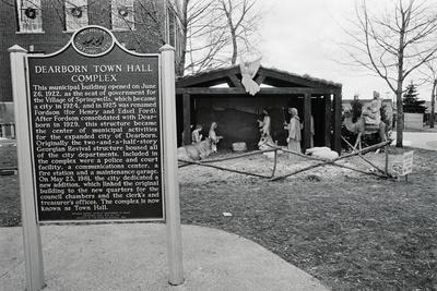 Dearborn City Hall Property Site