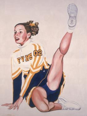 Floor Routine, 2002 by Joe Heaps Nelson