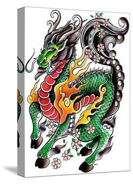 My Little Dragon by Joe Kowalski