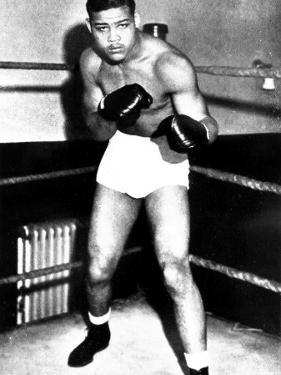 Joe Louis, 1936