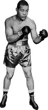 Joe Louis Lifesize Standup