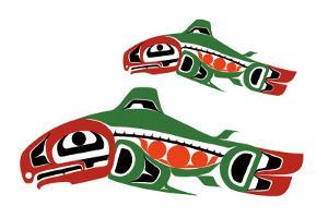 New salmon by Joe Mandur Jr.
