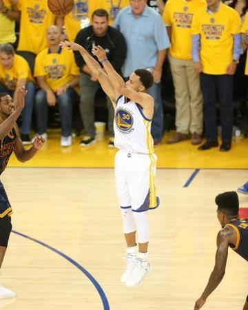 2015 NBA Finals - Game Five by Joe Murphy