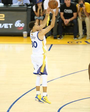 2015 NBA Finals - Game One by Joe Murphy