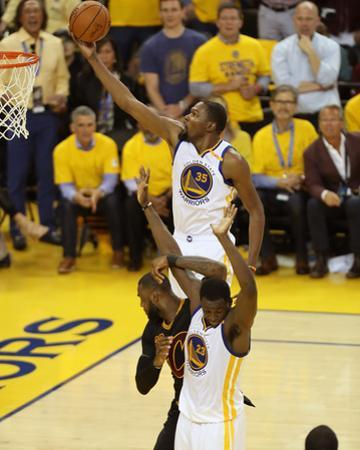 2017 NBA Finals - Game Five: Kevin Durant by Joe Murphy