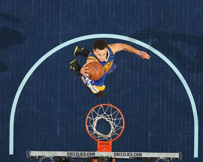 Golden State Warriors v Memphis Grizzlies - Game Four by Joe Murphy