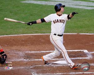 Joe Panik Home Run Game 5 of the 2014 National League Championship Series