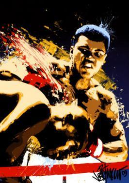 Muhammad Ali: Sting Like a Bee by Joe Petruccio