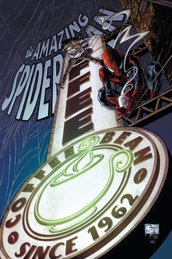 The Amazing Spider-Man No.593 Cover: Spider-Man by Joe Quesada