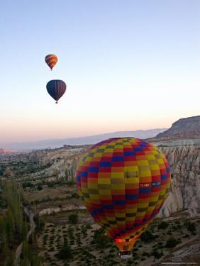Balloon Ride over Cappadocia, Turkey by Joe Restuccia III