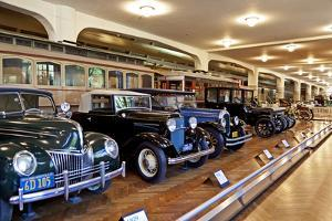 Interior of the Ford Museum, Michigan, USA by Joe Restuccia III