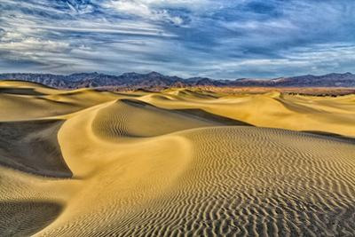 USA, Bishop, California. Death Valley National Park, sand dunes by Joe Restuccia III